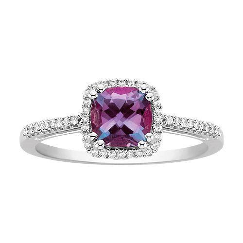 fred myers jewelry created alexandrite and birthstone ring my style 8719