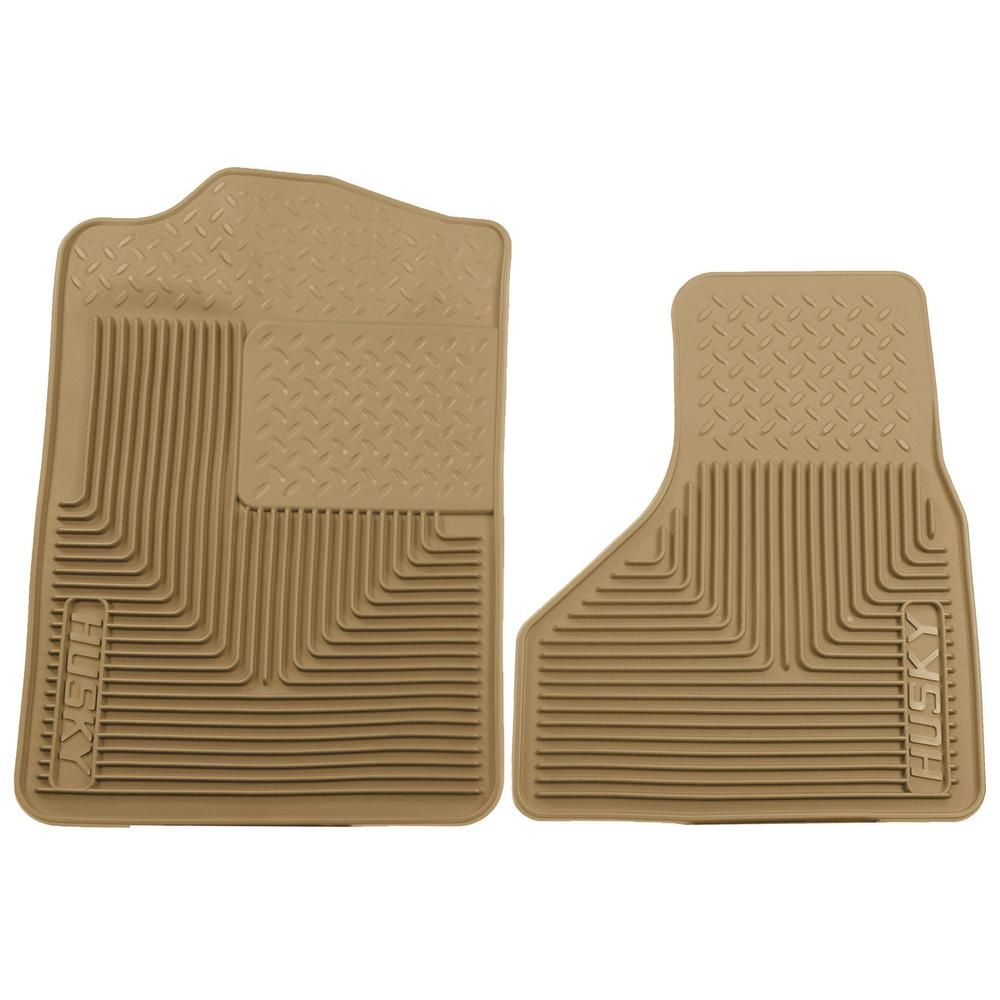 Husky Liners Front Floor Mats Fits 0005 Excursion, 9910