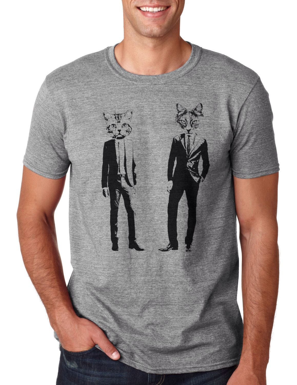 Cat Shirts cat shirt for men funny cat shirt
