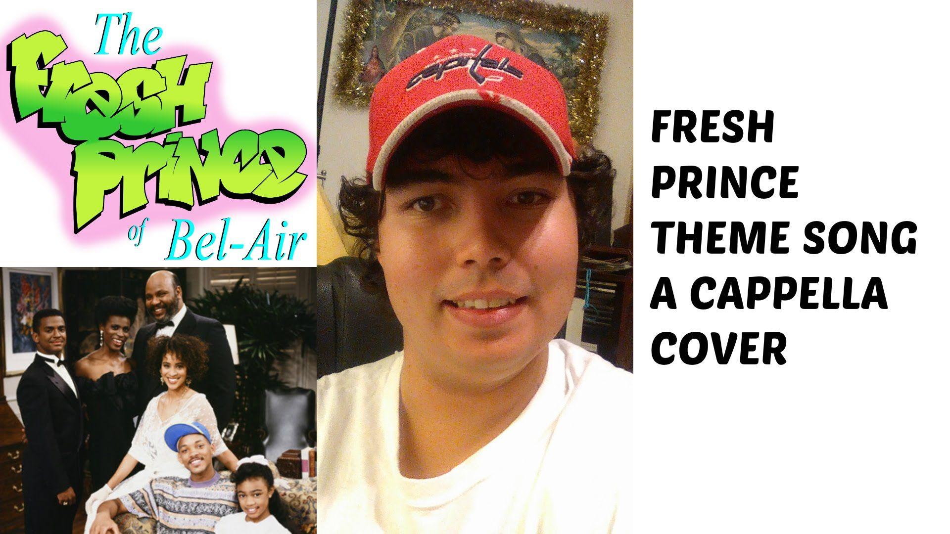 Today, I take on the FreshPrinceOfBel Air Theme Song! So