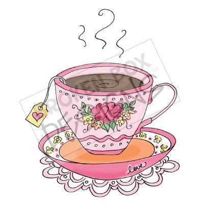 Image result for free teacup clipart
