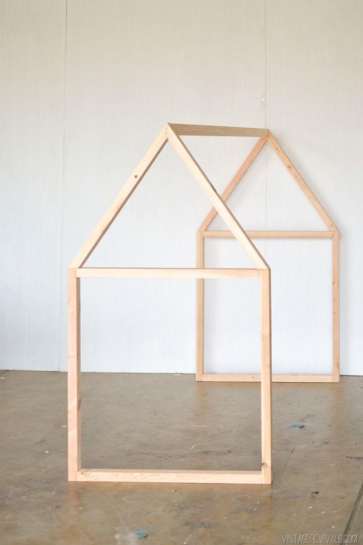 20 Tiny House Ikea Crib Hack Ikea Crib House Frame Bed