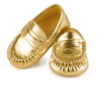 gold #golden #baby #feet #shoe | Gold