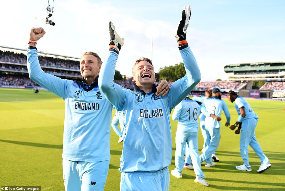 England Crowned Cricket World Cup Champions For First Time Ever Cricket World Cup World Cup Champions England Cricket Team