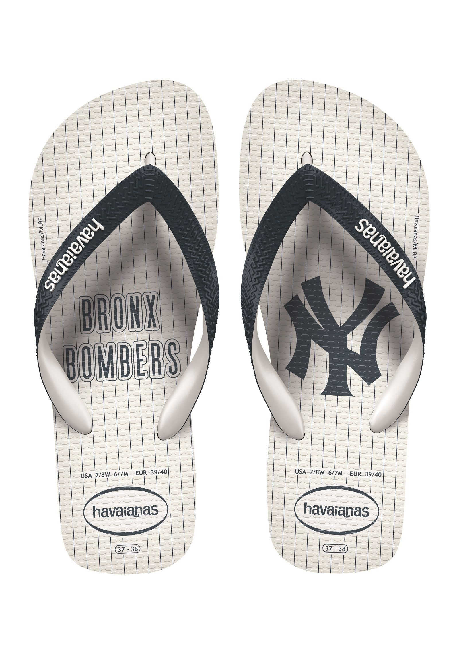 1692d5bd9 Havaianas Top Mlb Sandal White/White Price From: $24.00 https://www