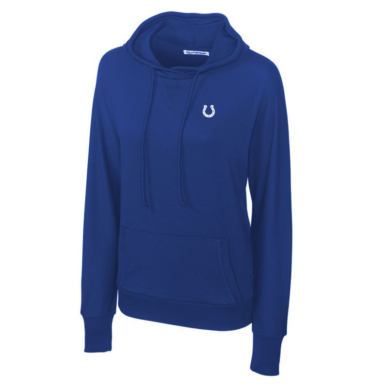 check out ecdc4 2efd1 Cutter & Buck Indianapolis Colts Women's Possession Dolman ...
