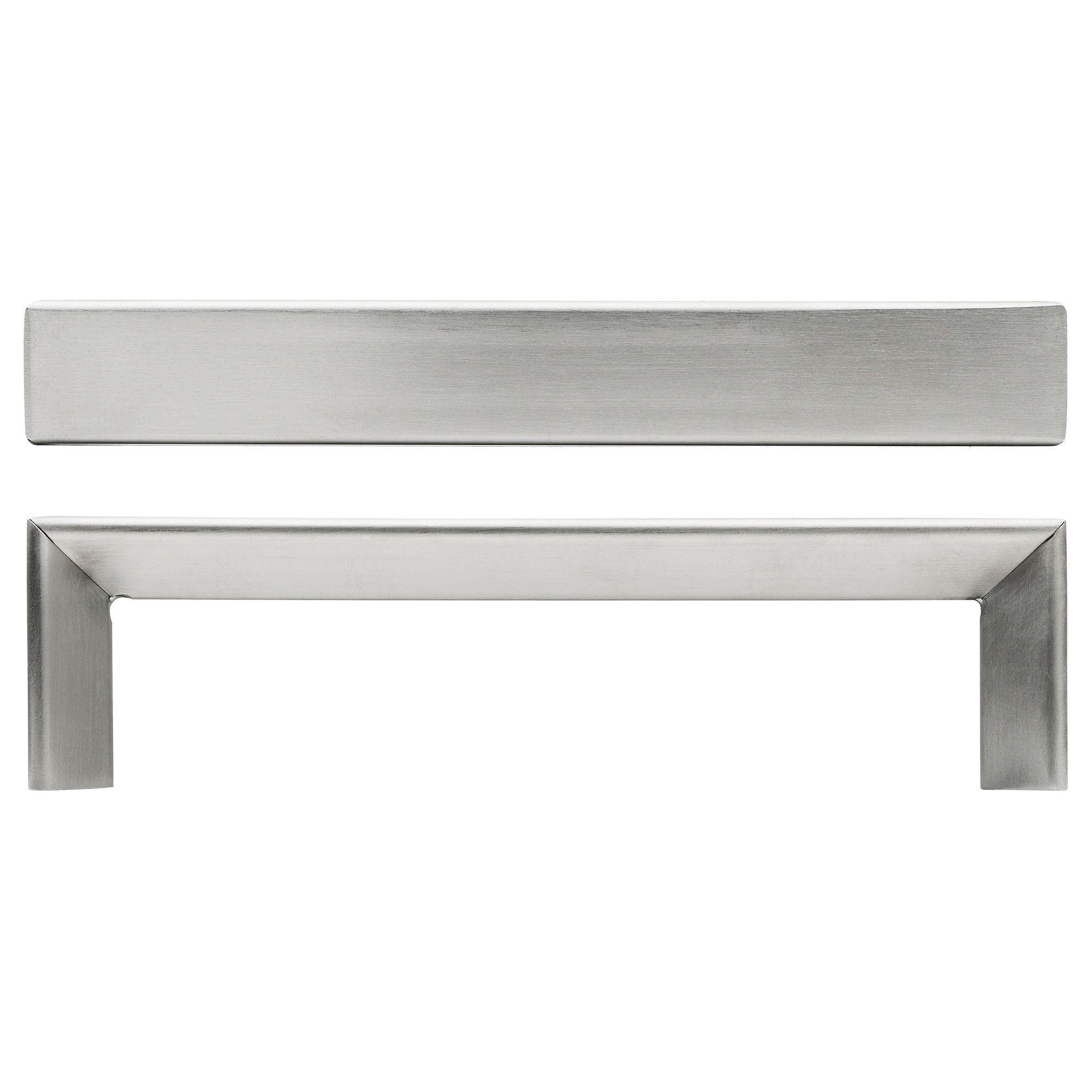 Poignée De Cuisine Ikea tyda poignée - acier inoxydable 138 mm | ikea et poignée
