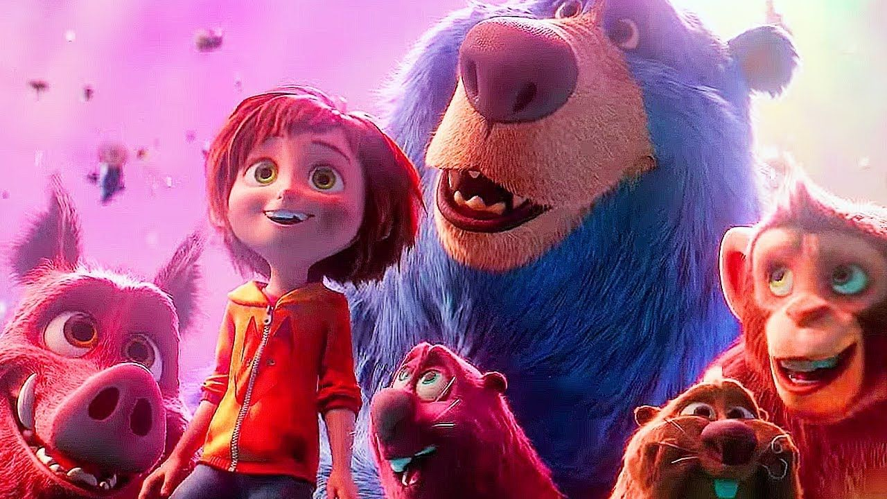 PLAY' Wonder Park FULL MOVIE HD1080p ☆ animation