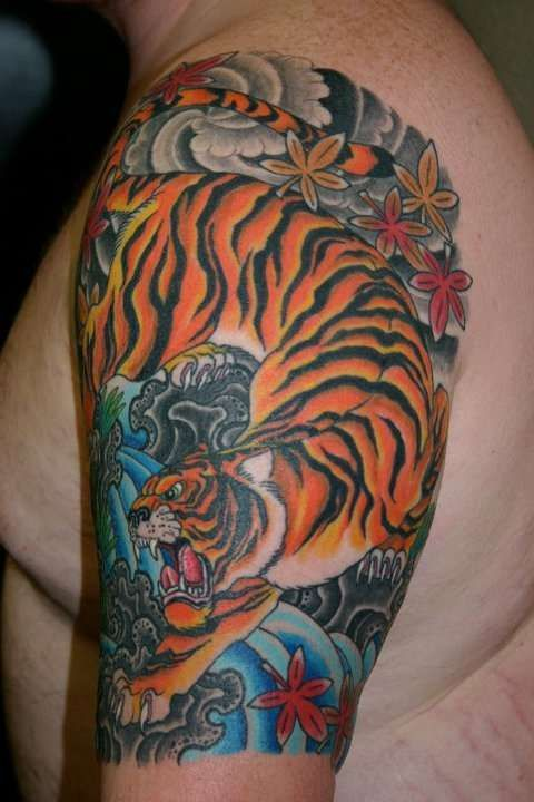 japanese tattoo designs tiger tattoos pinterest japanese tattoo designs japanese tattoos. Black Bedroom Furniture Sets. Home Design Ideas