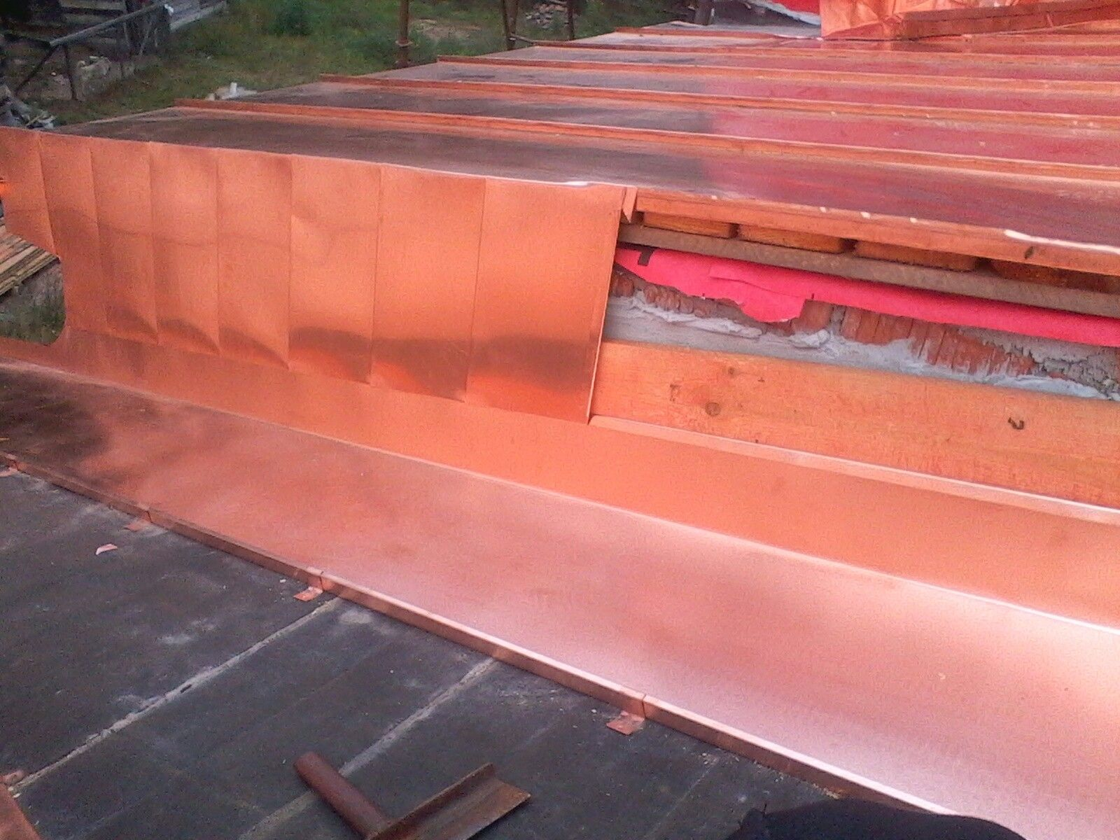 Perehod Krovli 3756532737 Roof Design Copper In Architecture Modern Architecture