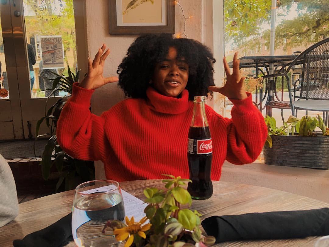 Lovie Simone Oppong Loviesimone Instagram Photos And Videos African Natural Hairstyles Lovie Melanin Beauty