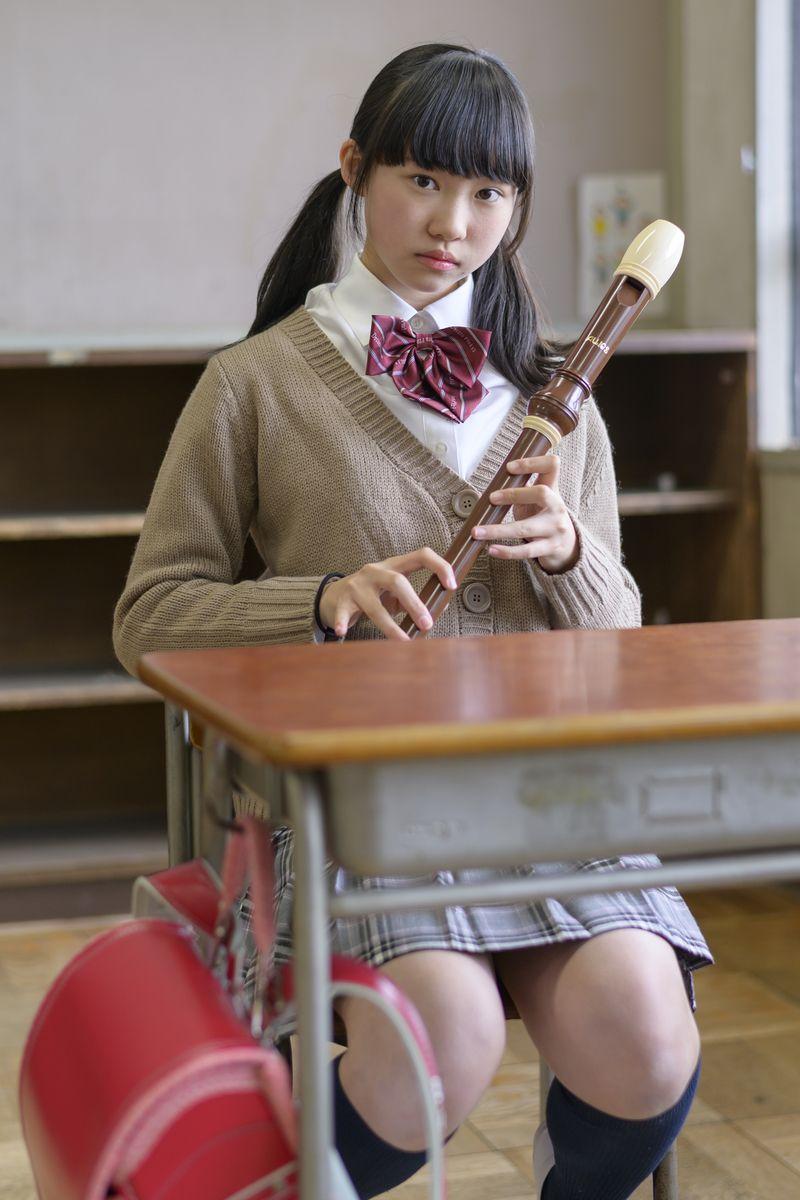 エロ可愛い高生が今すぐチンポを挿れたくなる可愛らしい画像