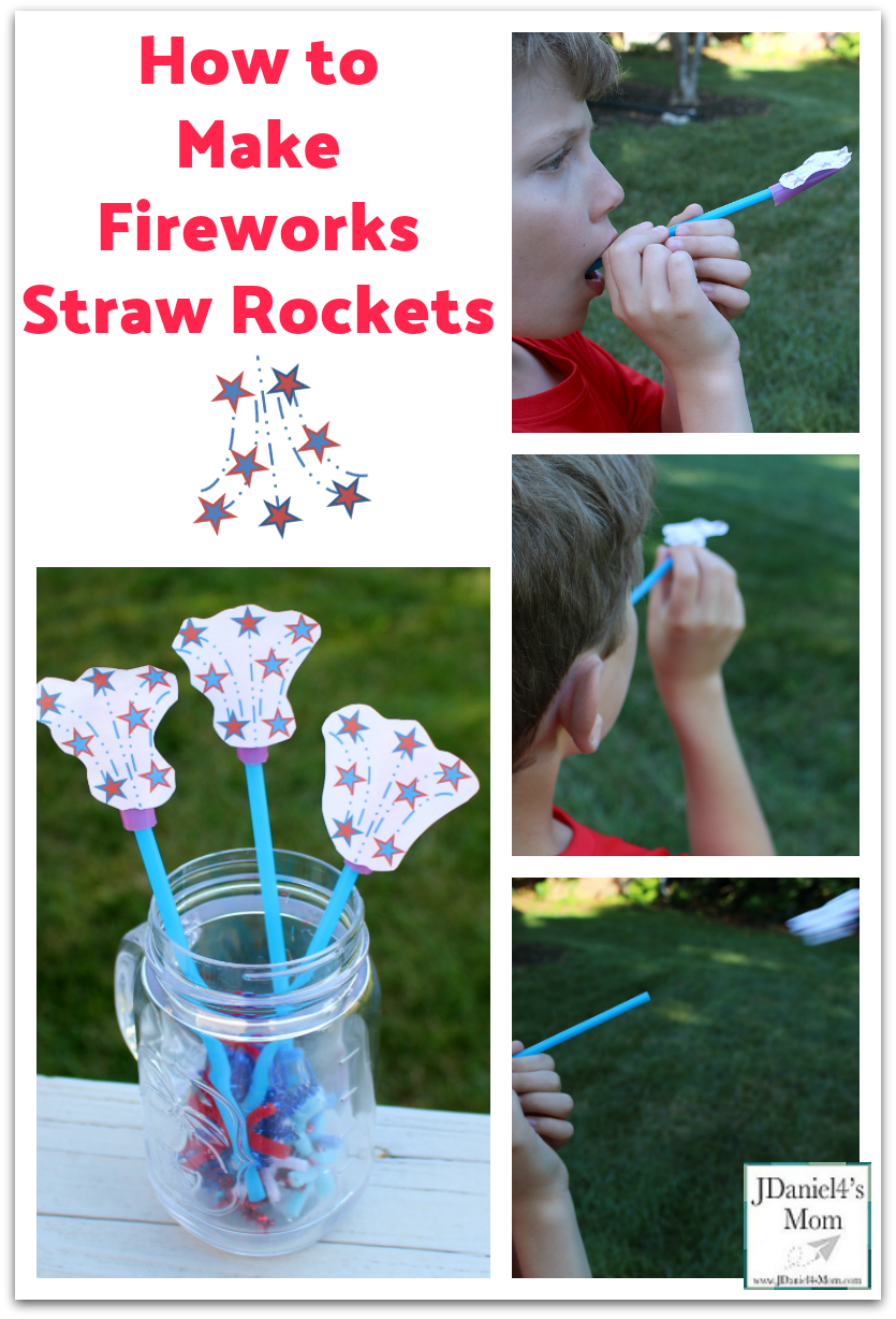 How To Make Fireworks Straw Rockets The Stem Activity Is So Much Fun For Students At School Or How To Make Fireworks Fireworks Craft For Kids Fireworks Craft [ 1228 x 835 Pixel ]