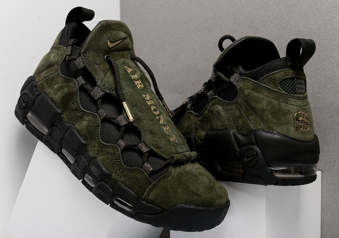 "The Nike Air More Money ""US Dollar"" Releases This Saturday1 min by Sneaker  News0.00   5 (NO VOTES YET)It s time to cash in on one of Nike Sportswear s  ... 661cfd699a6"