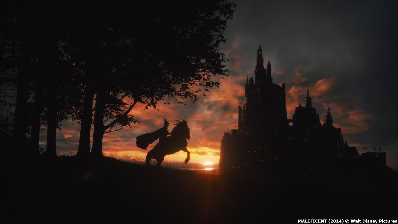 Maleficent Stills Images Jolie As Maleficent Sam Riley