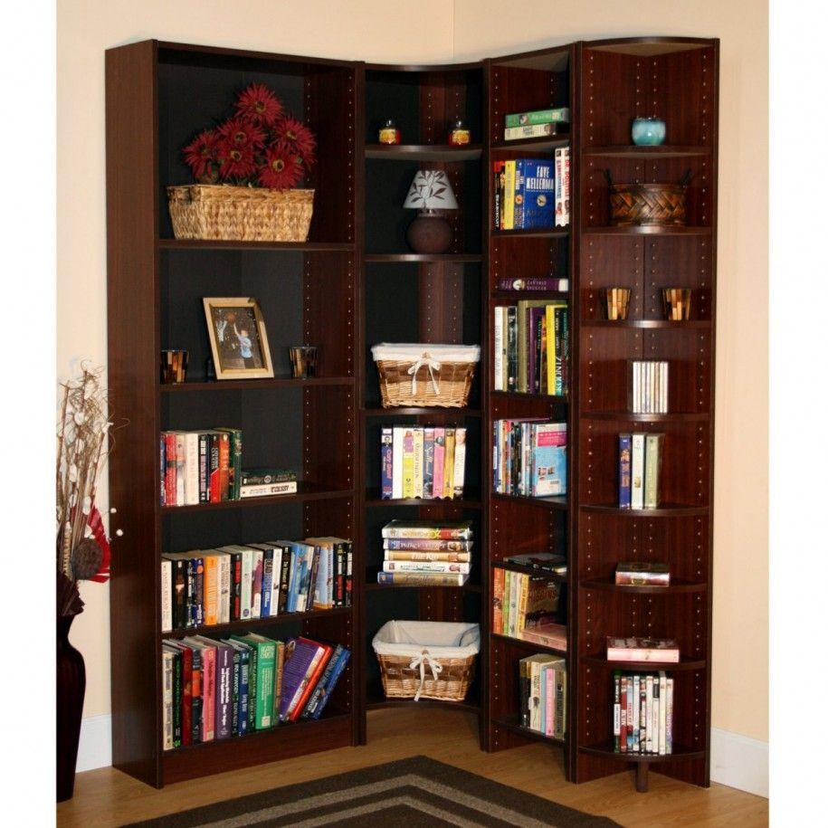 modern corner bookshelf - Modern Corner Bookshelf Bookshelf Pinterest Corner
