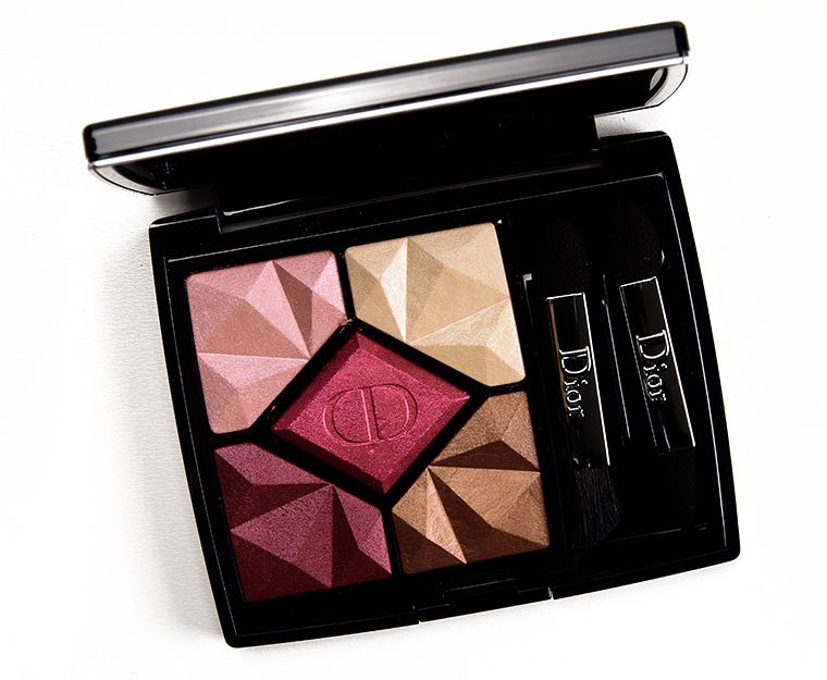 363a943e9a5 Dior Ruby (857) High Fidelity Colours   Effects Eyeshadow Palette Review
