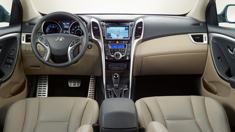 2013 Elantra Gt Available Beige Leather Interior Elantra New Hyundai Hyundai Elantra