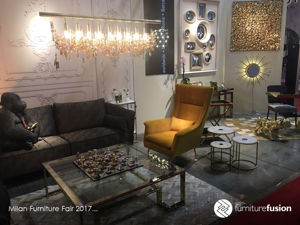 Day 2 For Furniture Fusion At The Salone Del Mobile Milan Milan Furniture Fair 2017 Milan