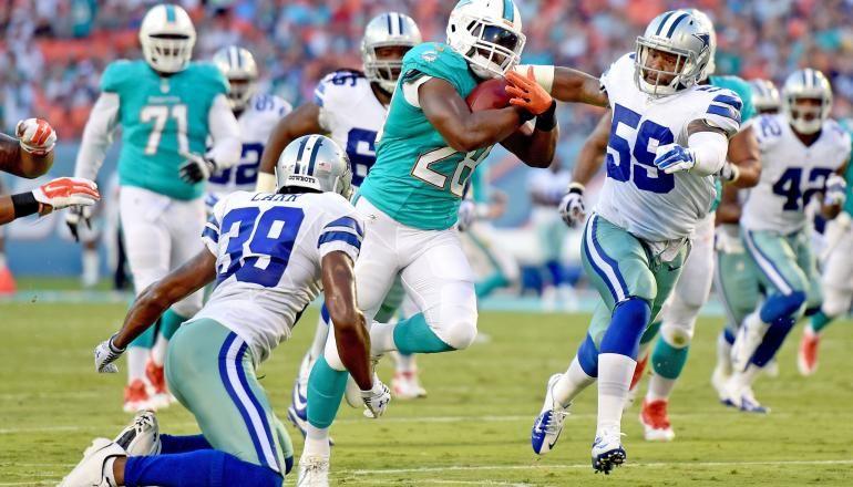 Dallas Cowboys vs Miami Dolphins NFL Live Stream 2015