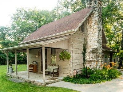 Log Cabin Near Nashville Indiana. Brown CountyNashville ...