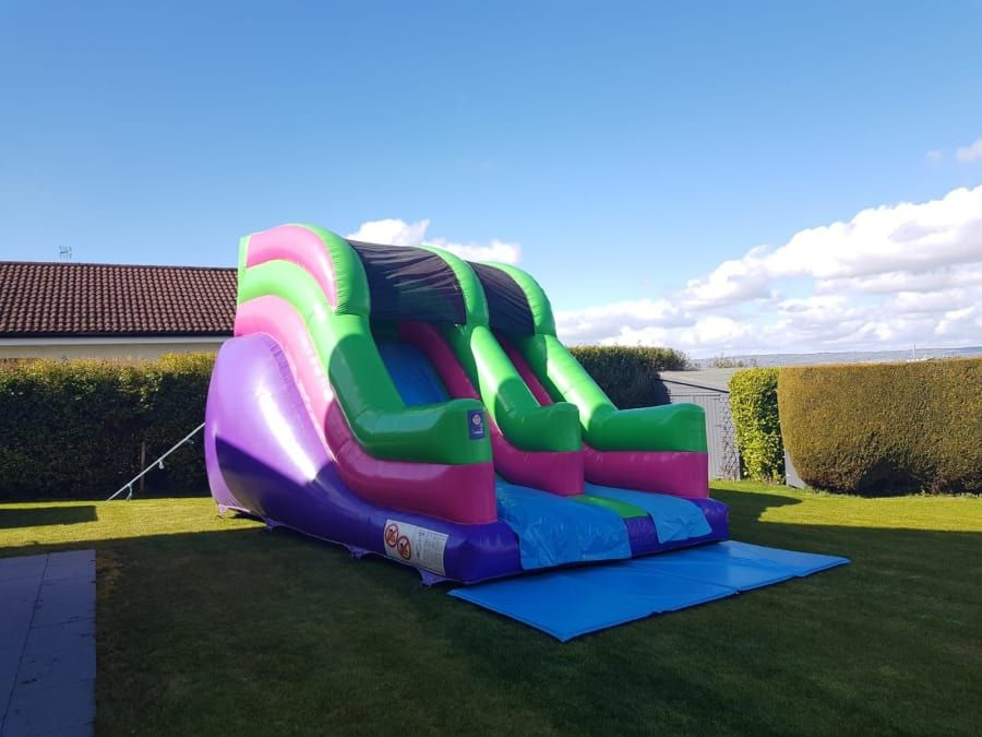 inflatable water slide rental cleveland ohio