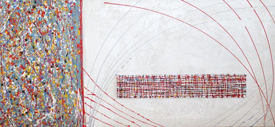 quadri astratti moderni dipinti materici, quadri moderni ...