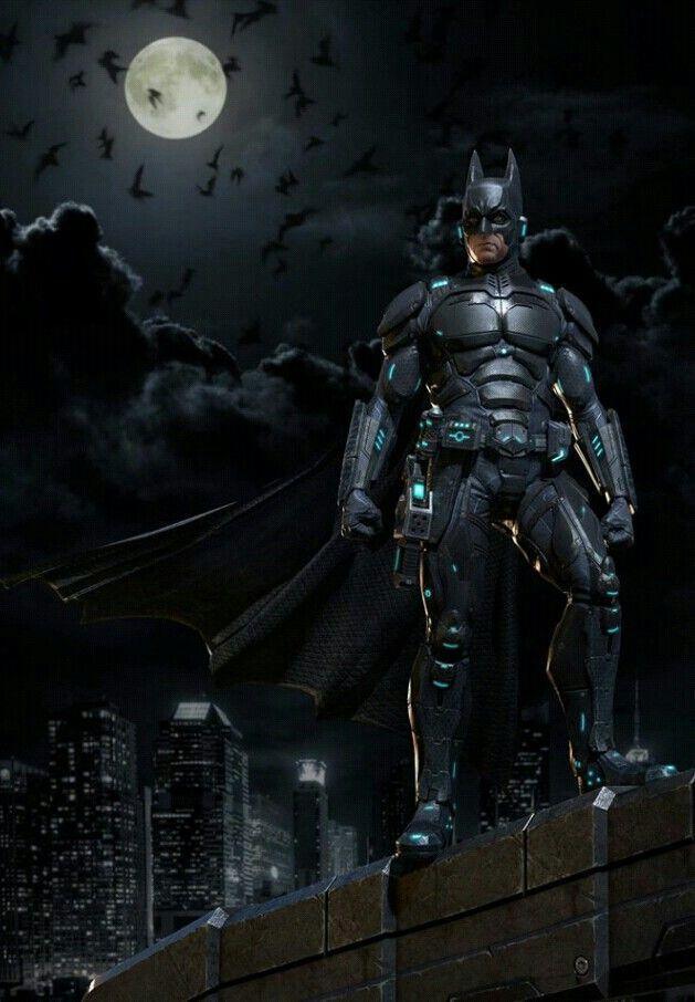 99484436f4b16 Batman