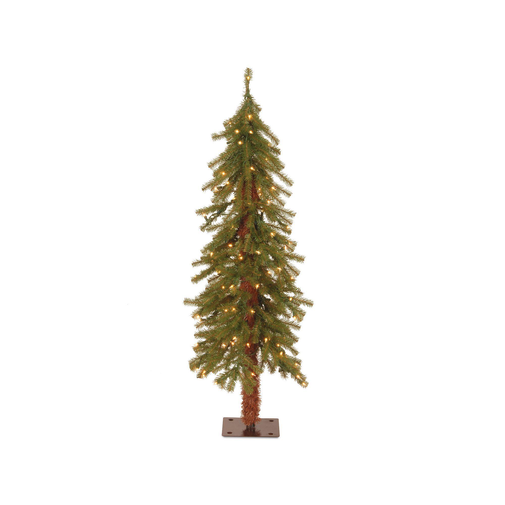4ft. PreLit Hickory Cedar Artifical Christmas Tree