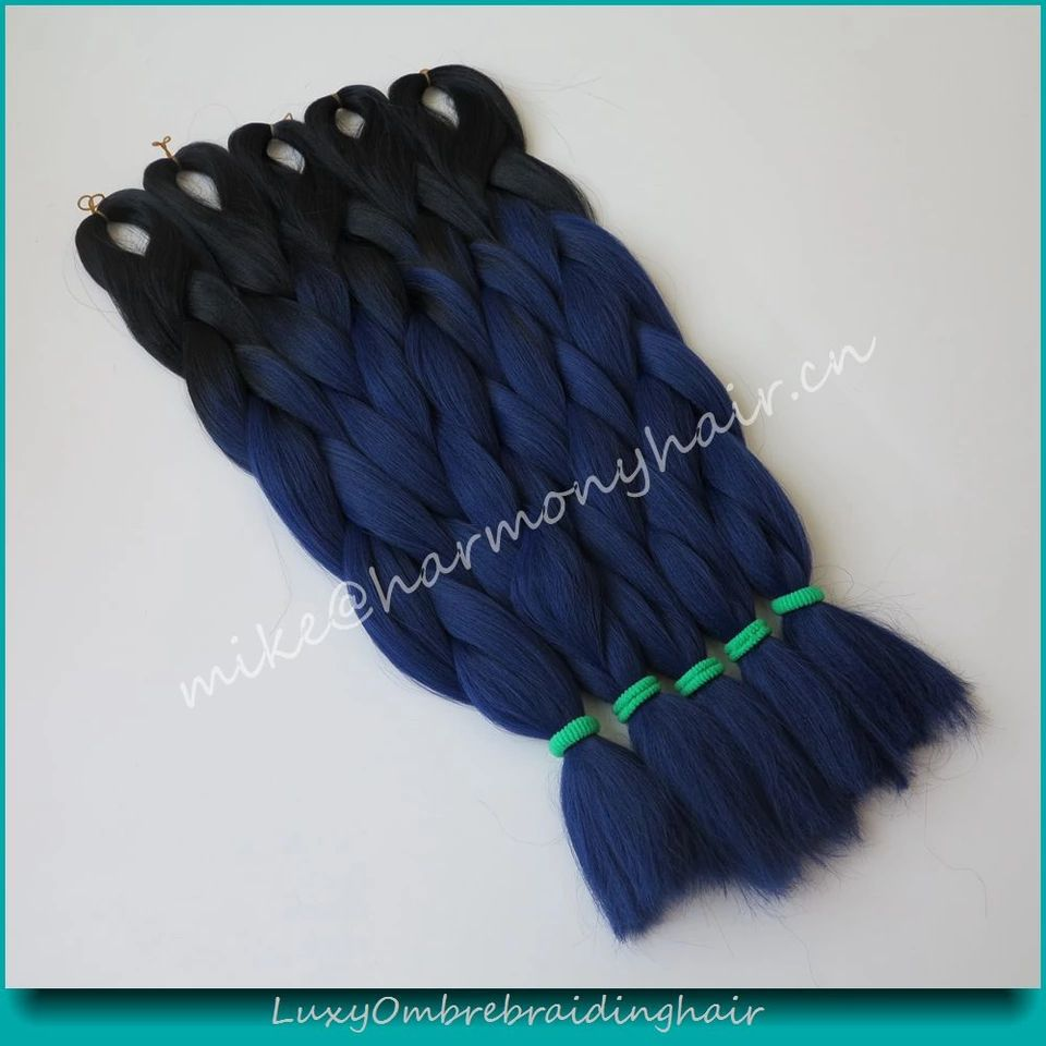 Look What I Found On Aliexpress Ombre Midnight Blue Braiding Hair
