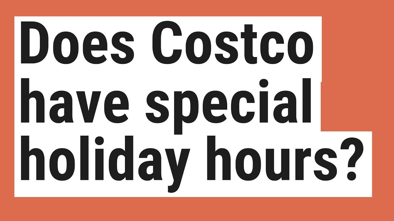 What Are Costco S Holiday Hours New Costco Hours Holiday Hours Costco