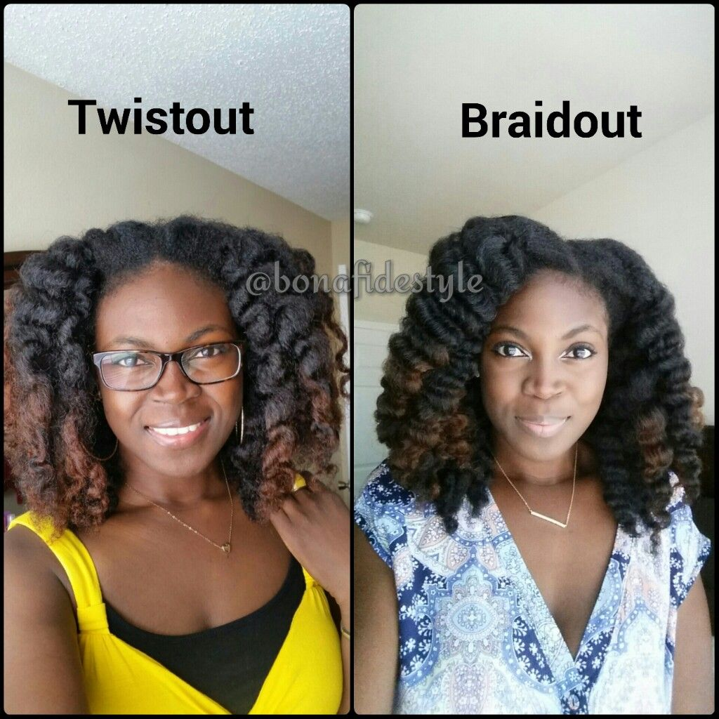 4 Techniques To Quickly Stretch Natural Hair And Show Off