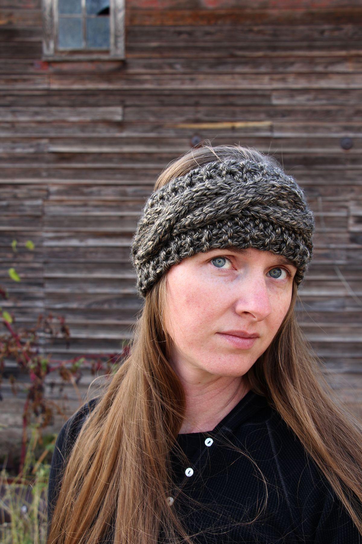 Cable Knit Headband Free Knitting Pattern | KNITTING HATS ...