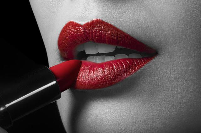 Make A Black And White Photo With Color With The Gimp Photo Editor Perfect Red Lips Organic Lipsticks Interview Makeup