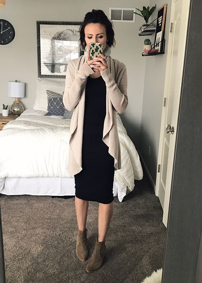 f9b42bc5 The perfect spring church outfit. Everyday style, how to wear a casual  spring dress.