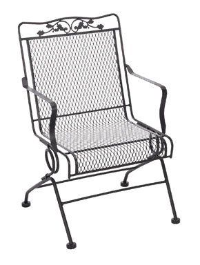 Set Of 2 Meadowcraft Glenbrook Action Patio 171 Mystorehome