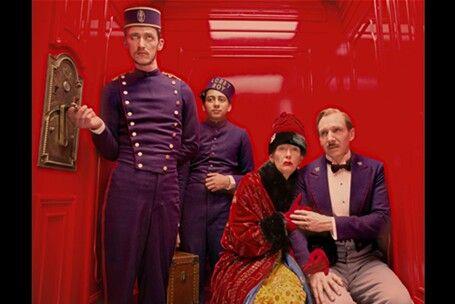 """BEST COSTUME DESIGN: Milena Canonero for """"The Grand Budapest Hotel"""""""