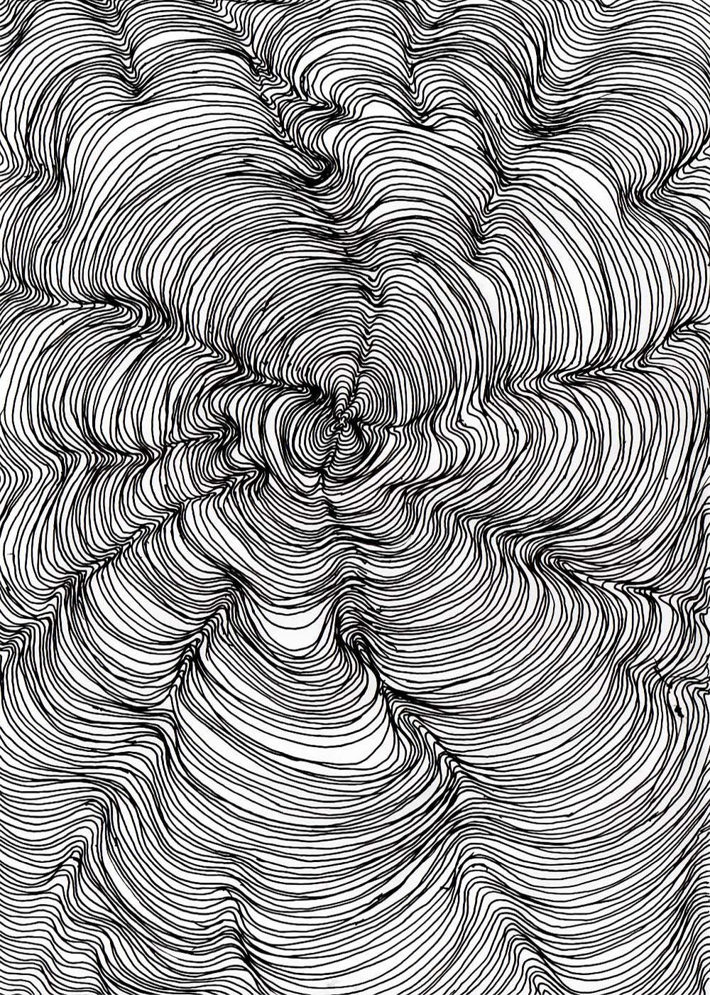Muster Zeichnen Meditativ Oder Einfach Nur Langweilig Selber