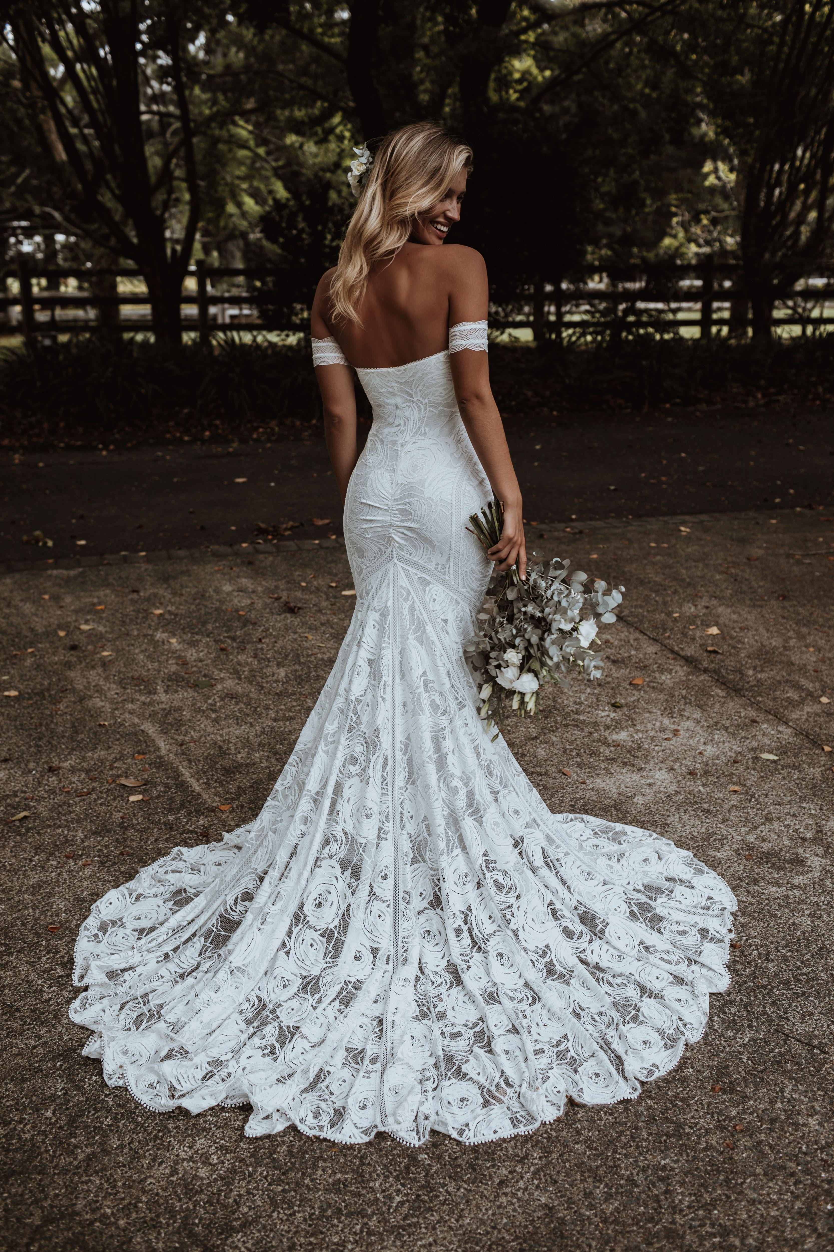 Bust Support   Lace Wedding Dresses   Grace Loves Lace   Best ...