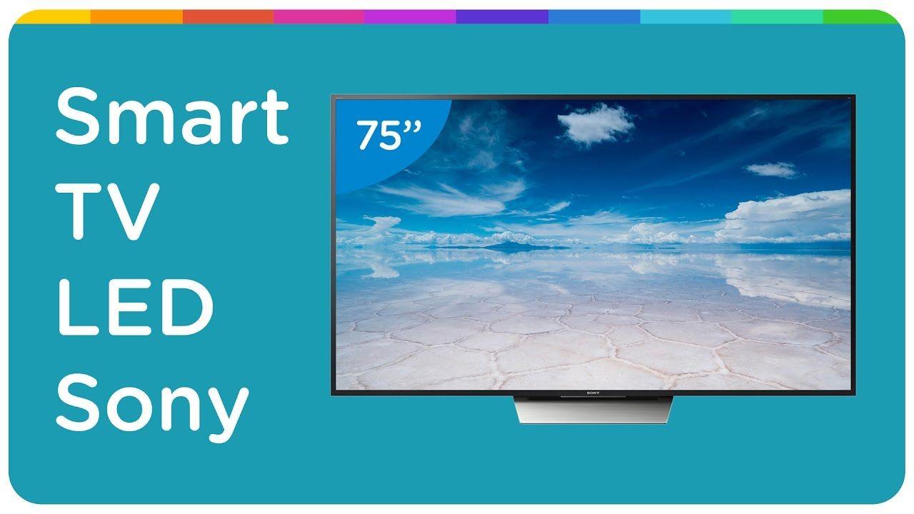 65c9097b5efd9 Smart TV LED 75