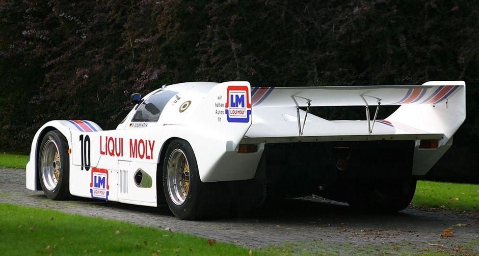 Veranstalten Sie Ihr eigenes Le Mans mit diesen Porsche Gruppe-C-Rennwagen | Classic Driver Magazine
