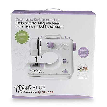 Singer Sewing Co Pixie Plus Craft Sewing Machine Set Kmart 4040 Gorgeous Cheap Sewing Machines Kmart