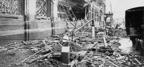 """After the end of <a href=""""/topics/history-of-ww2"""">World War II</a>, London was a city in desperate need of large-scale rebuilding. As ever after a period of destruction, architects and planners saw the opportunity for remodelling at the same time. And while all this was going on, the population..."""
