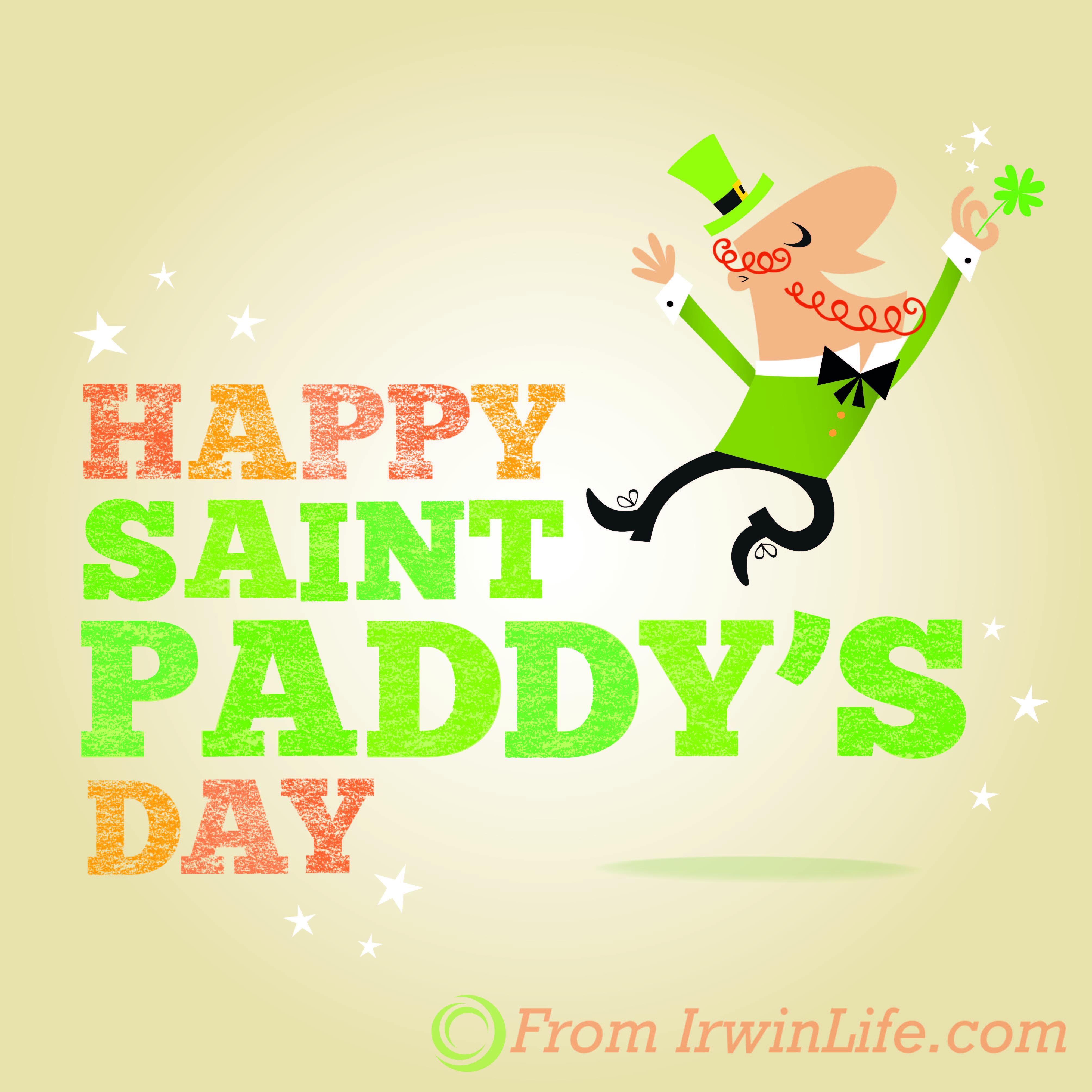 Happy St. Paddy's!