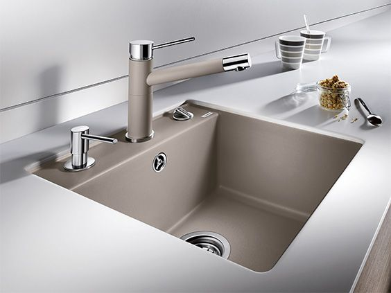 BLANCO DALAGO 45, kitchen sink | BLANCO Silgranit® sinks ...