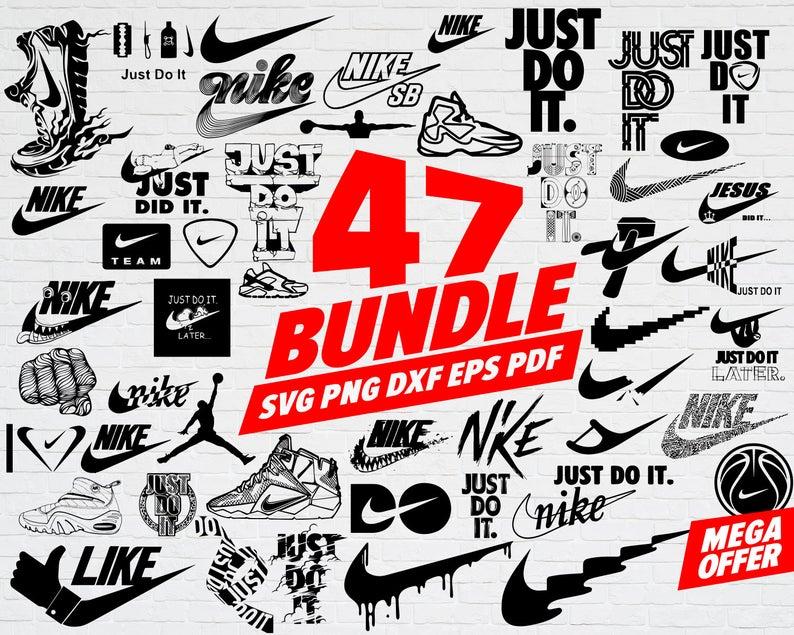 Nike logo svg just do it svg sport svg nike cricut nike