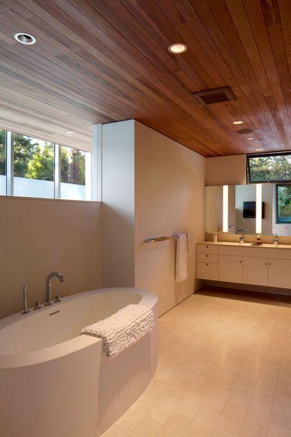 modern bathroom by Bilden Corp