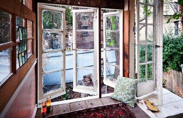 Explore Reclaimed Windows, Repurposed Doors And More!