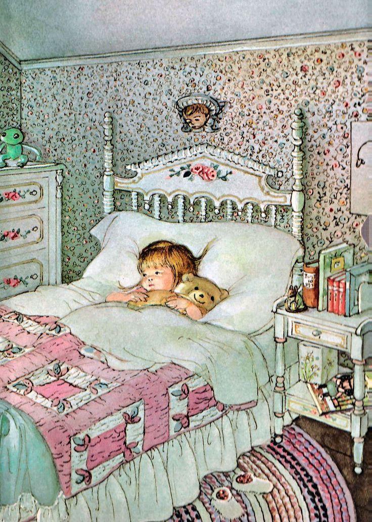 Eloise Wilkin Ilustradora Mi Libro De Las Buenas Noches