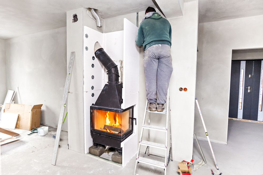 Kamin Nachtraglich Einbauen Kosten In 2020 Home Appliances Home Decor House Design